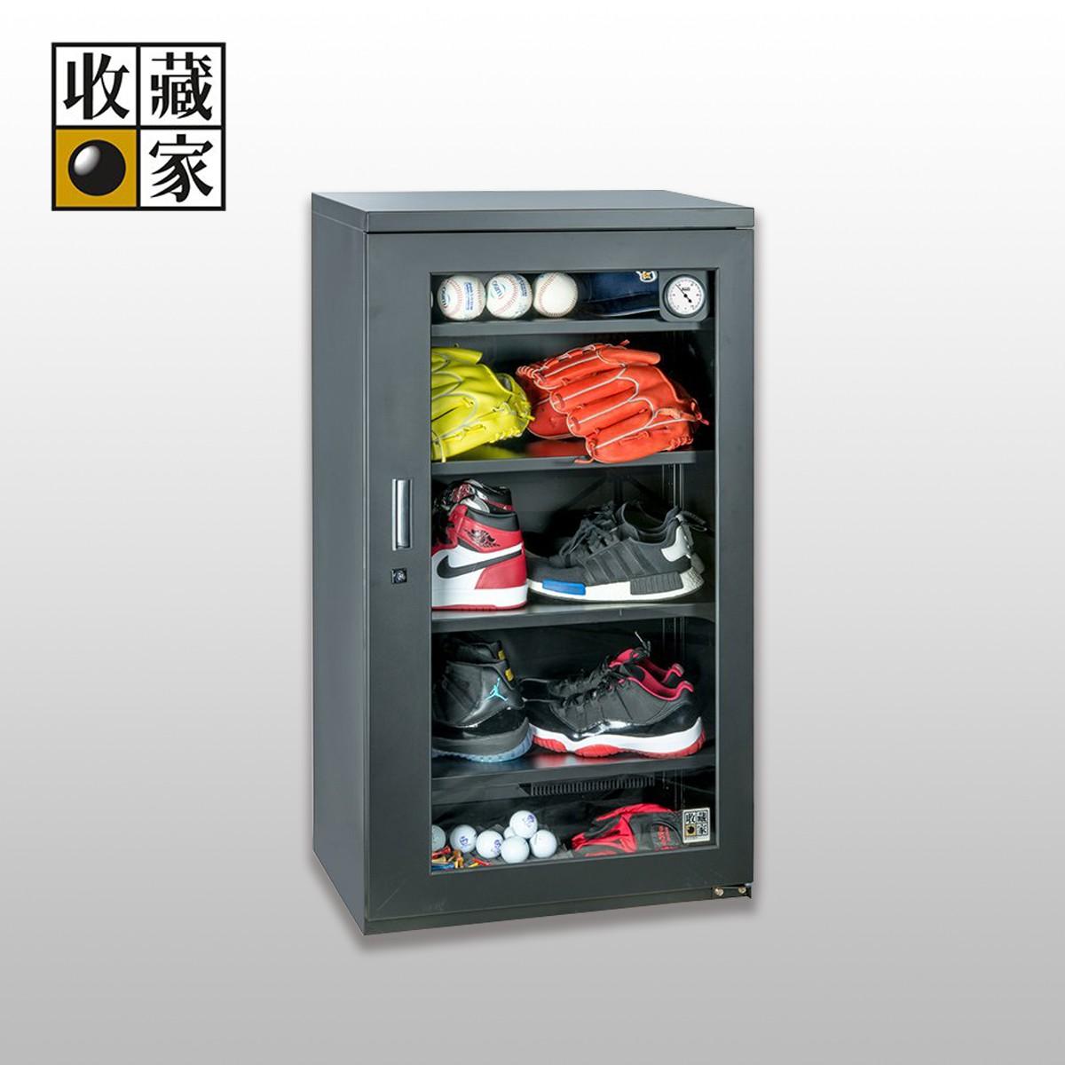 收藏家 CDH-240 時尚收藏防潮箱