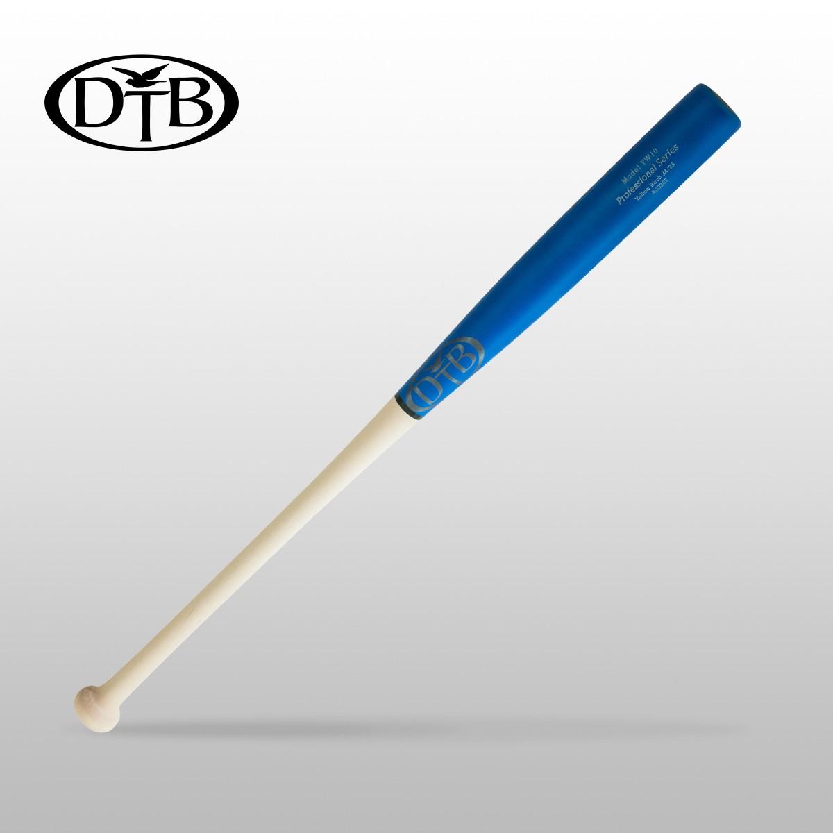 DTB TW10 黃樺木  原木/藍色