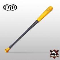 DTB DT71 黑色/黃色:碳纖維/楓木