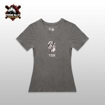 TXIX品牌T-shirt(女灰)