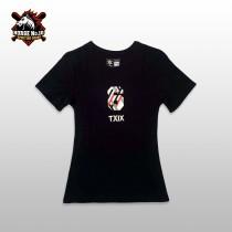 TXIX品牌T-shirt(女黑)