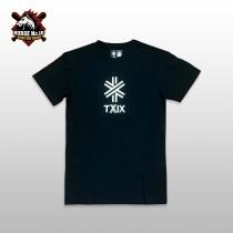 TXIX品牌T-shirt(男黑)